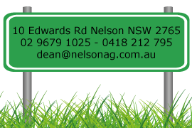 Nelson Agricultural & Landscaping Services